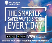 CUMONEY Everyday Spend Card: The smarter, safer way to spend every day