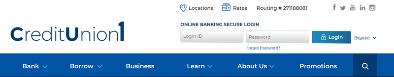 Complete most Bank Transactions via Online Banking | Credit