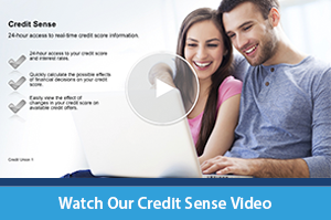 Watch Our Credit Sense Video